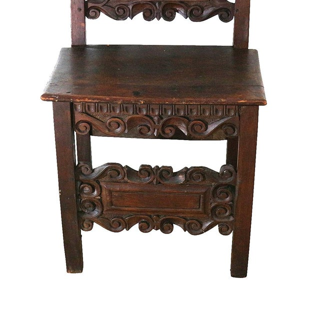 1400s Historic Furniture Chair - Image 8 of 8