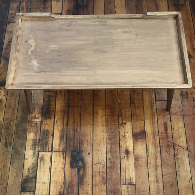 Mid-Century Modern Vintage Modern Coffee Table For Sale - Image 3 of 7