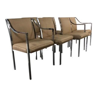 1970s Mid-Century Dining Chairs - Set of 6 For Sale
