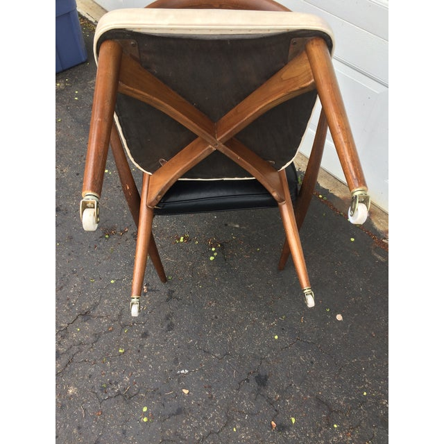 Brown Lawrence Peabody for Richardson Nemschoff Chairs - A Pair For Sale - Image 8 of 11