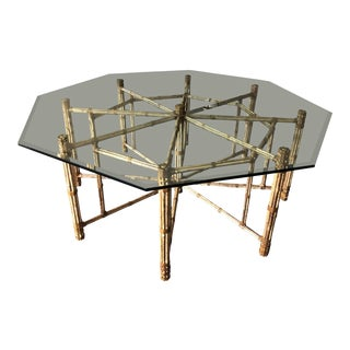 McGuire Dining Room Table For Sale