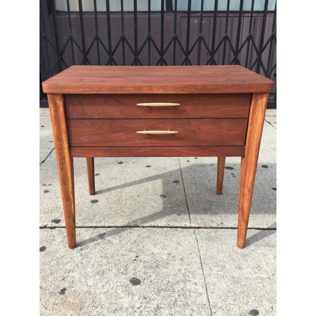 Mid-Century Broyhill End Table - Image 3 of 10