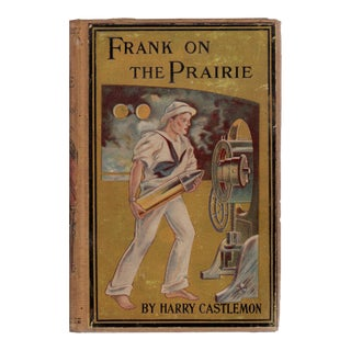 """1898 """"Frank on the Prairie"""" Book For Sale"""