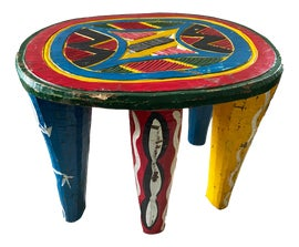 Image of Newly Made African Seating