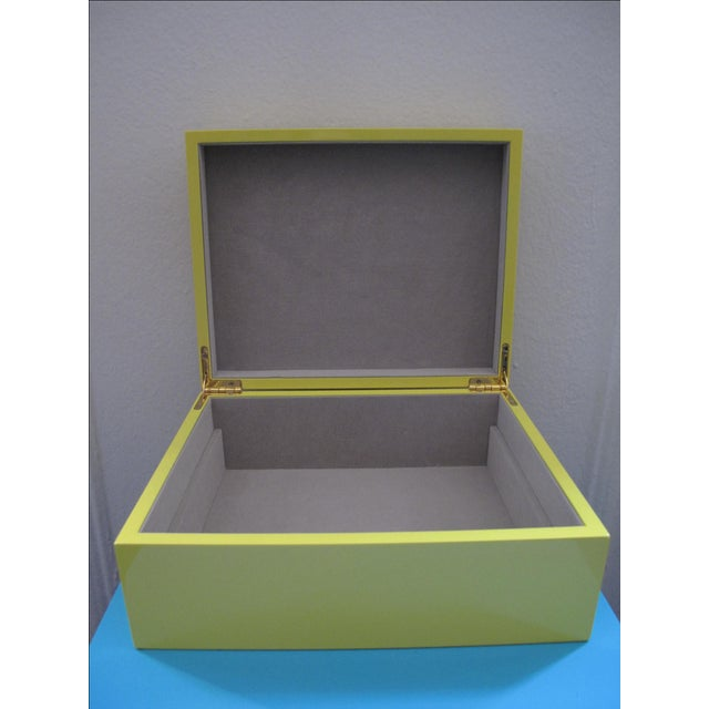 Lacquer Jewelry Box - Image 5 of 5