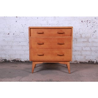 G-Plan Danish Modern Oak Chest of Drawers Preview