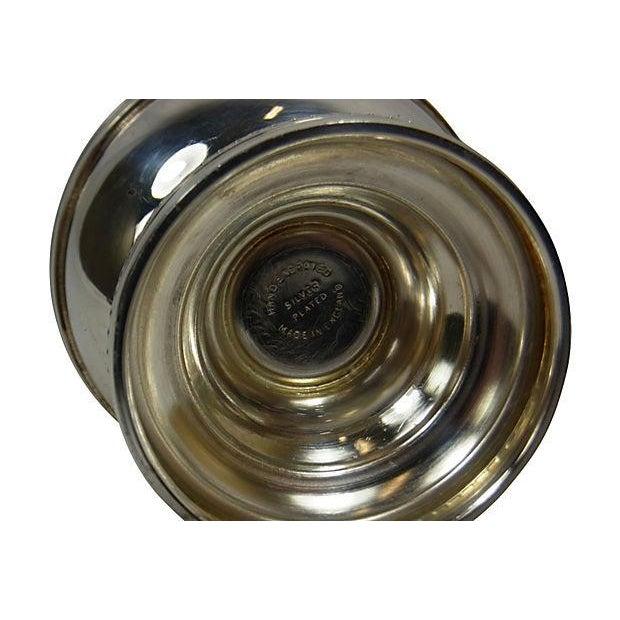 Vintage Silver Plated Sugar Shaker - Image 3 of 4