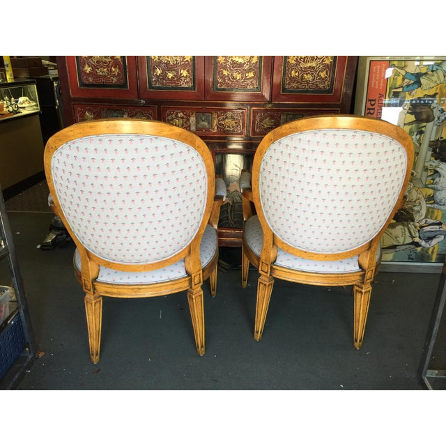 William Switzer Bergeres a Pair For Sale In San Francisco - Image 6 of 10