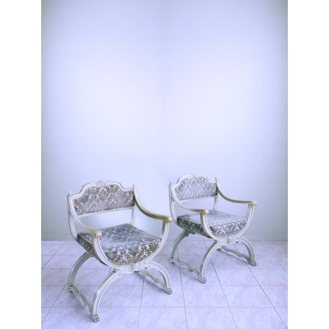 Louis XVI Provincial Chairs - A Pair For Sale - Image 12 of 12