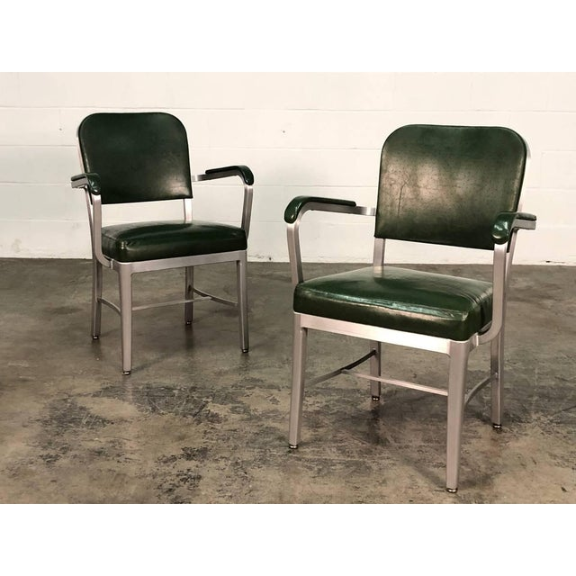 Mid-Century Industrial Office Chair by Cole-Steel ~ a Pair For Sale - Image 10 of 10