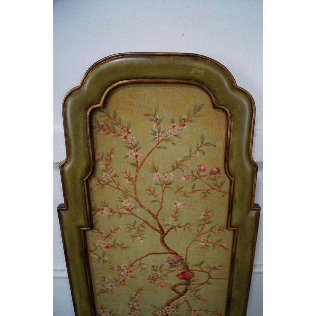 Elizabeth Marshall Queen Anne Style Wall Panels - A Pair - Image 8 of 10