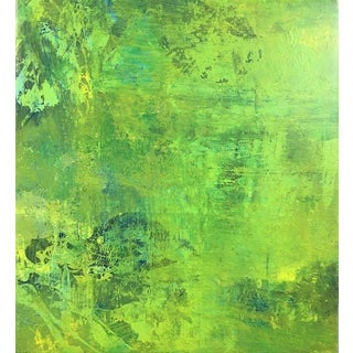 Original Acrylic Painting Titled Citron Dream II For Sale