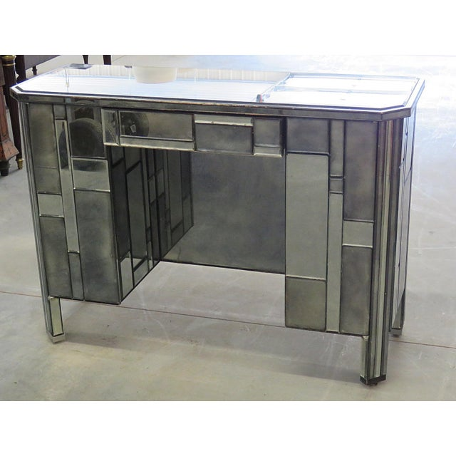 Modern Design Abstract Desk For Sale - Image 11 of 11