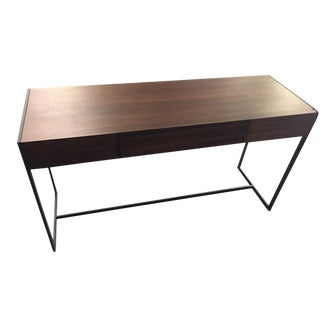 Schumacher Soho Console Table- Sample For Sale