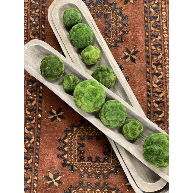 Our rustic dough trays bring the farmhouse to your modern table. Inspired by vintage bowls found in European villages,...