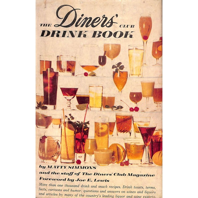 The Diner's Club Drink Book For Sale In New York - Image 6 of 6
