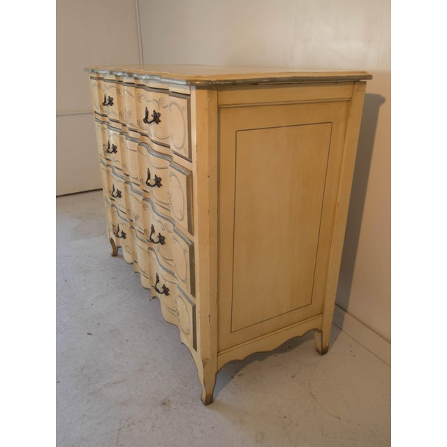 Vintage French Country Dresser - Image 4 of 11