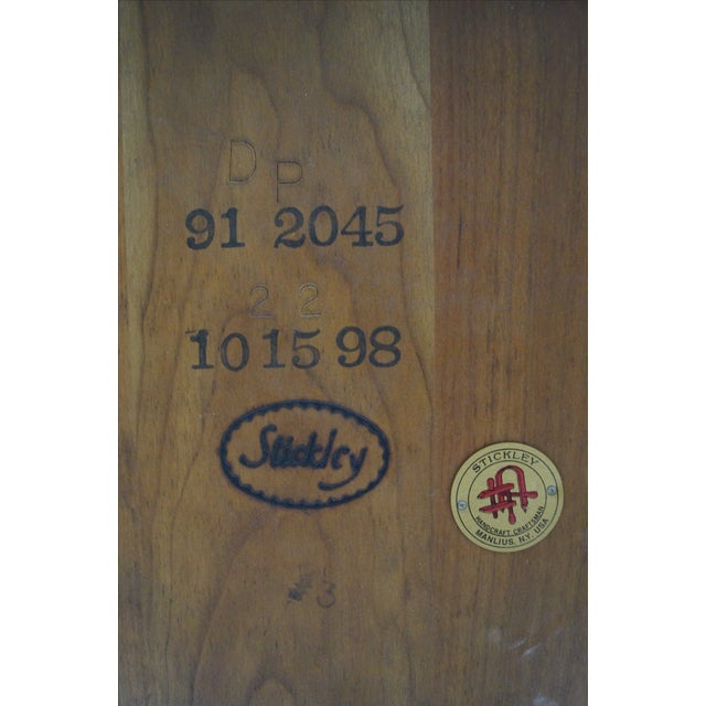 Stickley 21st Century Arts & Crafts Dining Table - Image 5 of 10