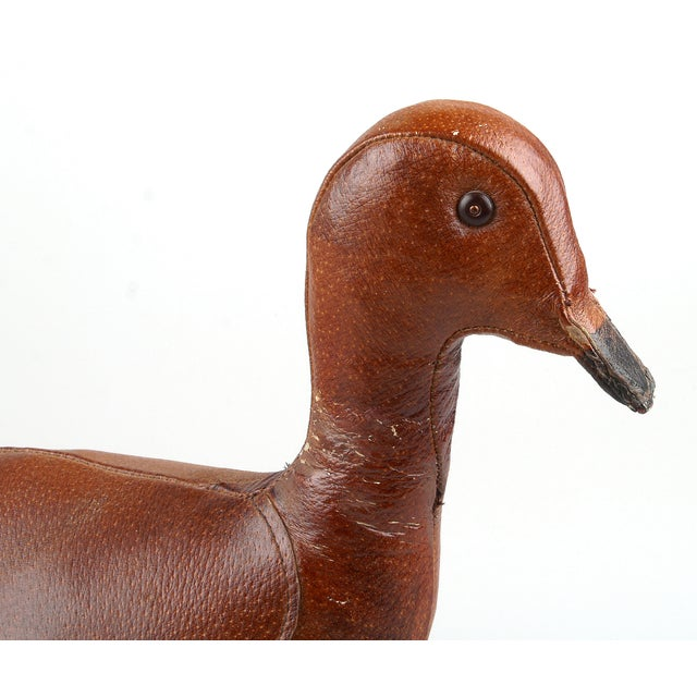 Abercrombie & Fitch Leather Duck - Image 3 of 4