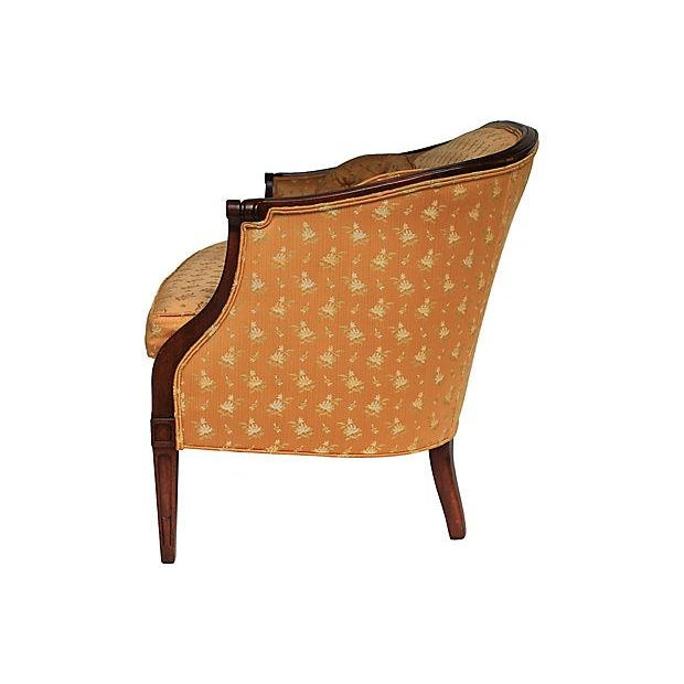 Upholstered Settee by Hickory Chair Co. - Image 3 of 10