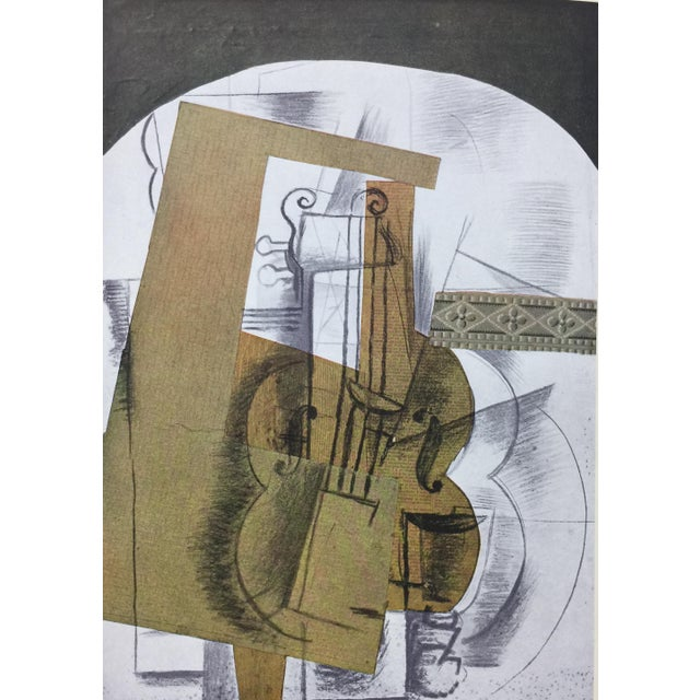 Georges Braque 1946 Georges Braque Portfolio Print Book For Sale - Image 4 of 13