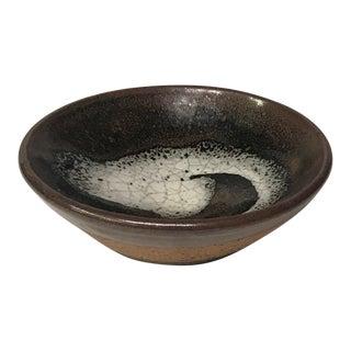 Earthenware Ceramic Bowl For Sale