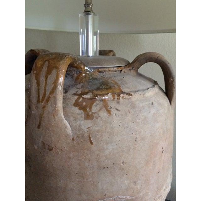 Richard Lindley Olive Jar Lamp - Image 6 of 11