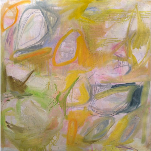 """Sun Valley"" Abstract Painting by Trixie Pitts - Image 1 of 3"