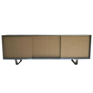 Yoon Sliding Door Console For Sale