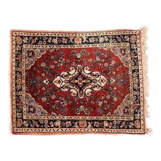 Antique Middle Eastern Prayer Rug For Sale