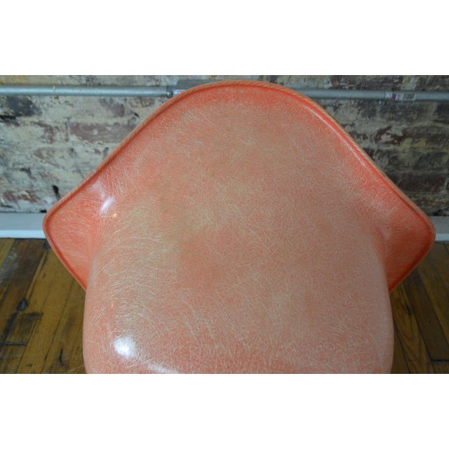 Metal Charles & Ray Eames for Herman Miller Rar Zenith Rope Edge Rocking Chair For Sale - Image 7 of 11