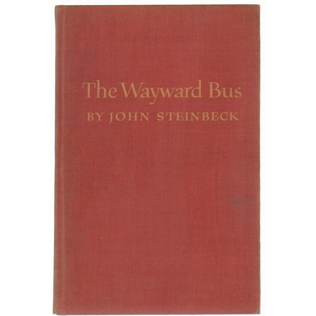 The Wayward Bus by Steinbeck - Image 1 of 3