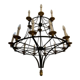 Dessin Fournir Brissac Chandelier #6006 For Sale