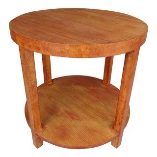 1950's Mid-Century Modern Robsjohn-Gibbings for Widdicomb Side Table For Sale