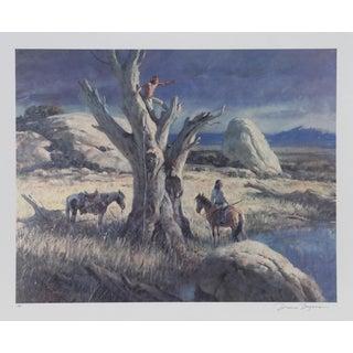 Duane Bryers, Vantage Point, Lithograph For Sale