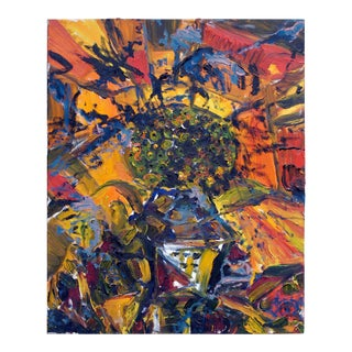 Abraxus Abstract Expressional Painting