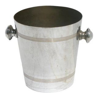 French Art Deco Champagne / Ice Bucket For Sale