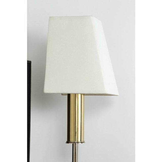 Paul Marra Paul Marra One-Arm Horsehair Sconce For Sale - Image 4 of 6