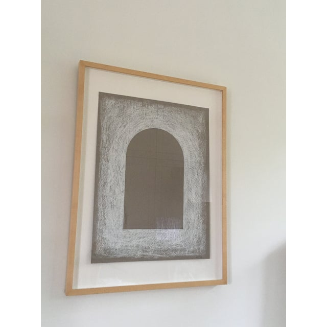 2010s Erik Lee Thompson Pastel on Rag Paper Artwork For Sale - Image 5 of 5