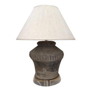 Richard Lindley Terracotta Urn Lamp