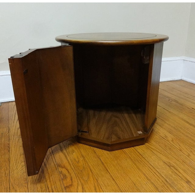 Mid-Century Sculpted Side Tables - Set of 3 For Sale - Image 4 of 4