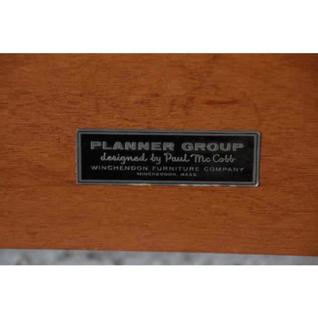 Paul McCobb Planner Group Birch Full Size Headboard For Sale In South Bend - Image 6 of 7