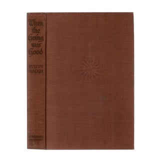 """1947 """"When the Going Was Good"""" Collectible Book For Sale"""