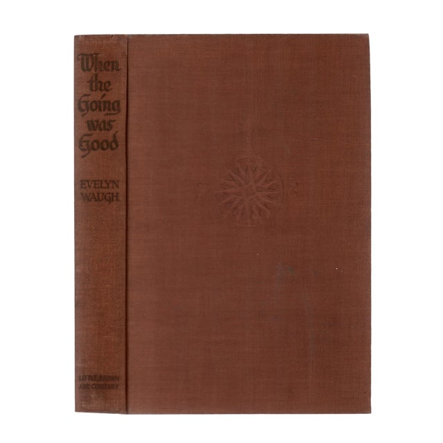 "1947 ""When the Going Was Good"" Collectible Book For Sale"