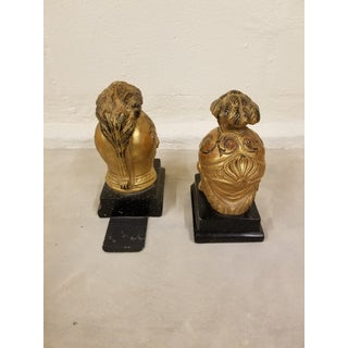 Borghese Helmet Bookends Preview