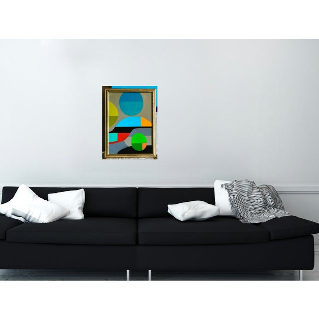 Original Abstract Expressionist Painting - Image 6 of 7
