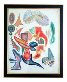 Image of Newly Made Glass Paintings