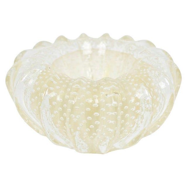 1950s 1950s Murano Glass Catchall For Sale - Image 5 of 6
