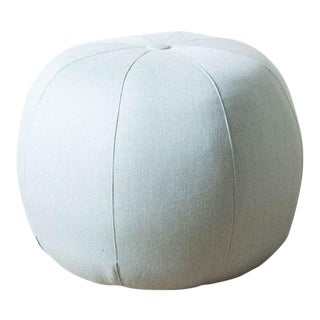 Contemporary Mason Outdoor Pouf For Sale