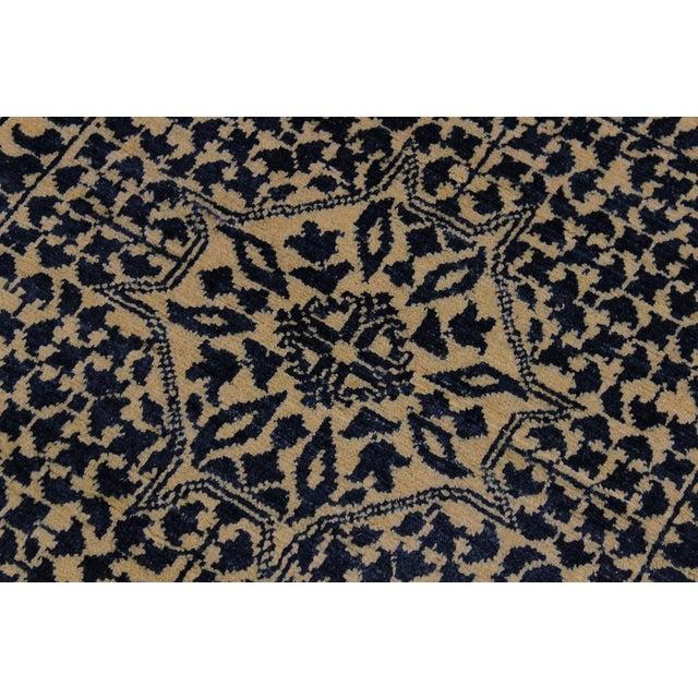 5af070a0d61d Empire Southwestern Mamluk Celestin Ivory Blue Wool Rug - 8 0 X 9
